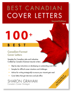 Best Canadian Cover Letters