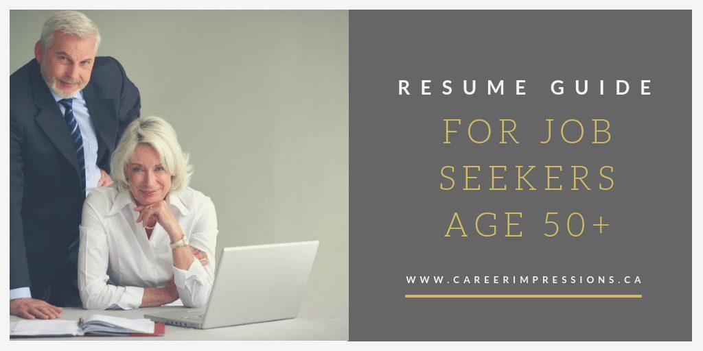 Resume Guide 50+ Longer