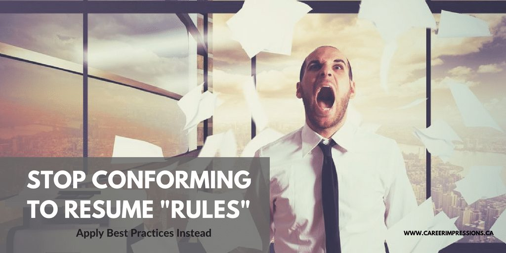 Stop Conforming2