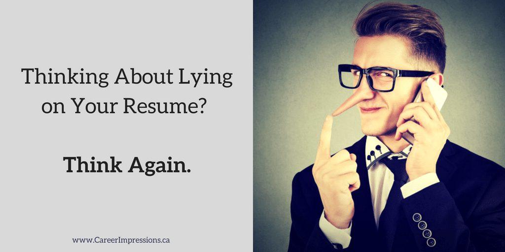 Resume Lies3