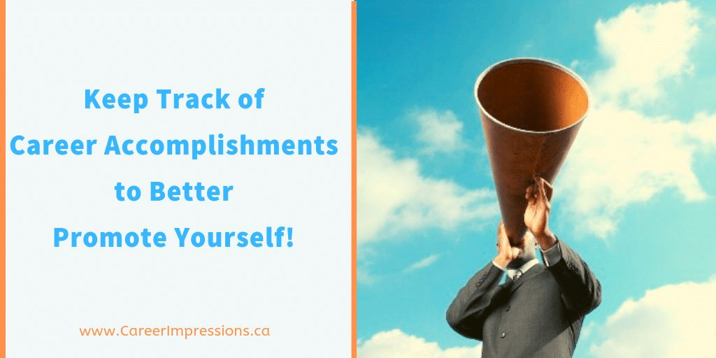 Keep Track of Accomplishments