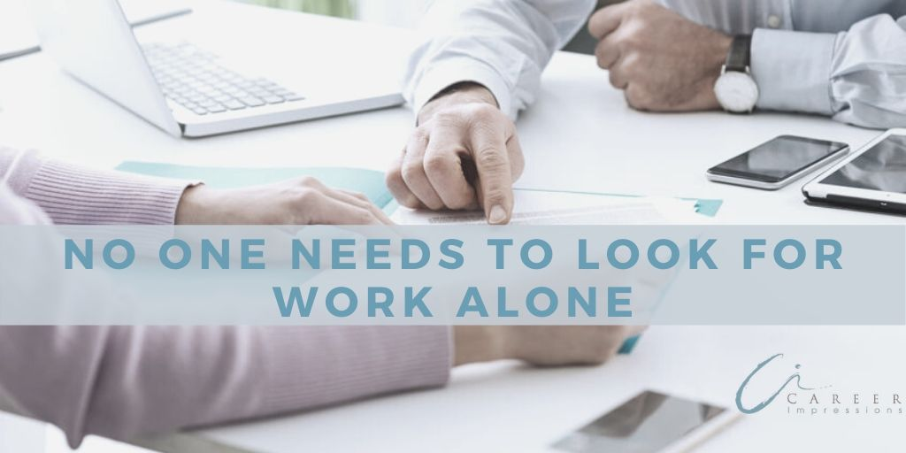 Look for Work Alone
