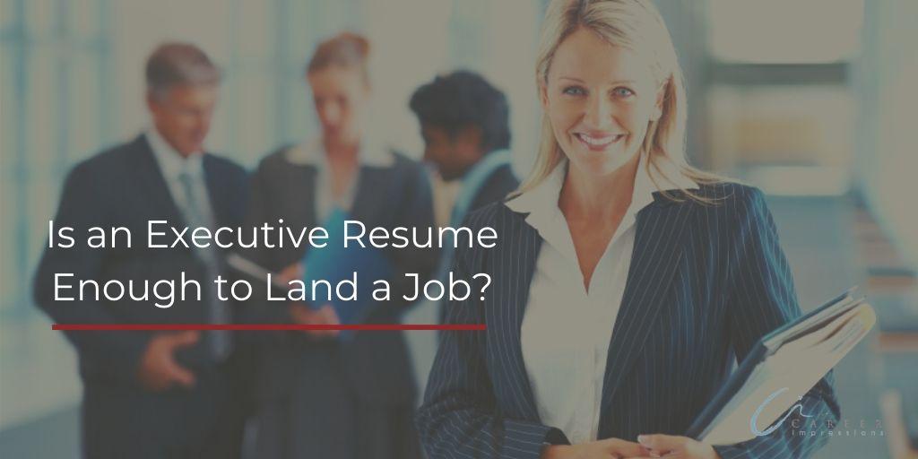 Executive Resume Enough