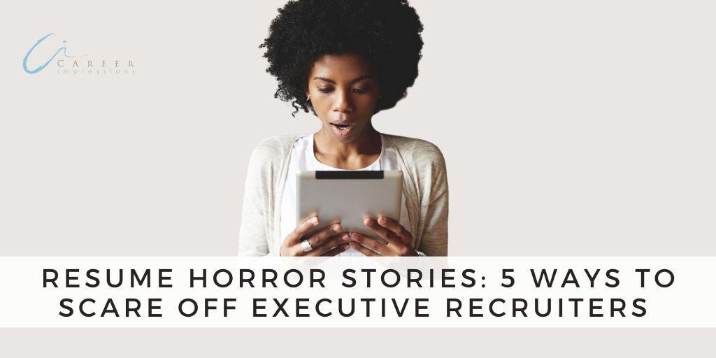 Resume Horror Stories2