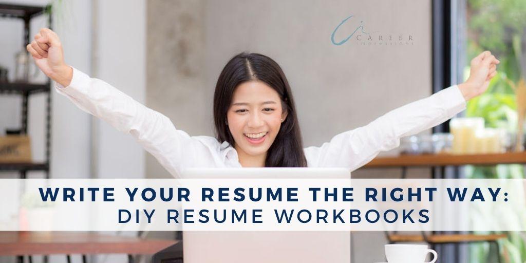 DIY Resume Writing Workbooks