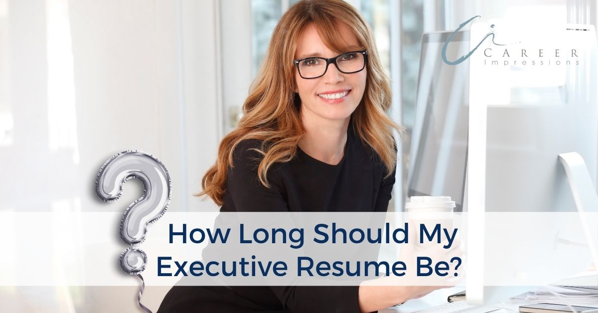 Ideal resume length. Career Impressions. _ (002)