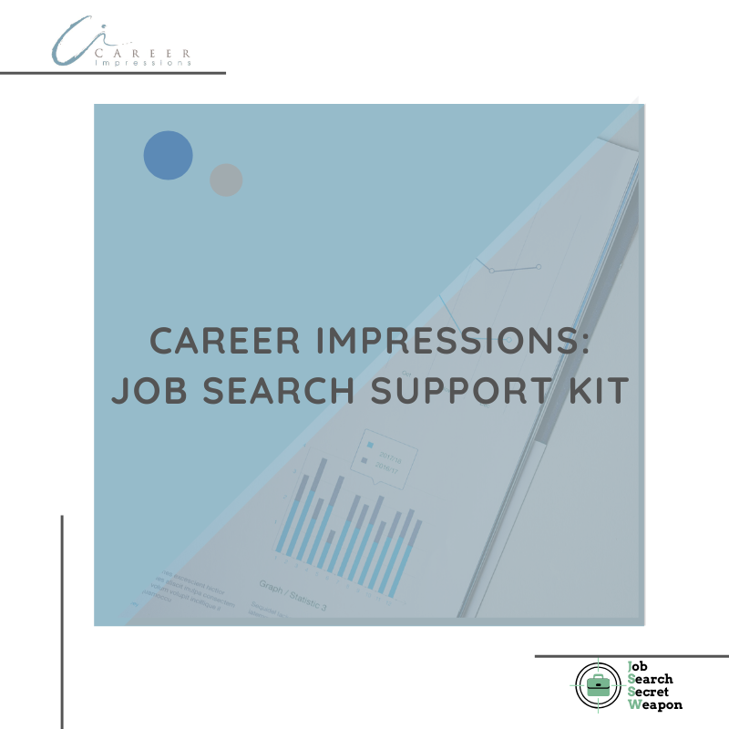 Career Impressions Job Search Support Pack