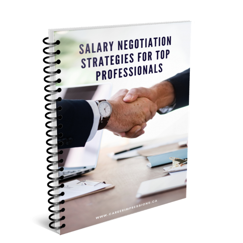 Salary Negotiations White