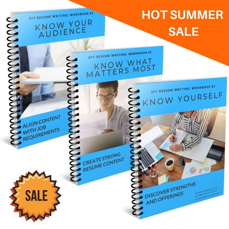 Summer Sale Workbooks for Professionals
